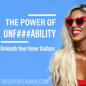 mastermind the power of unfuckability: unleash your inner badass